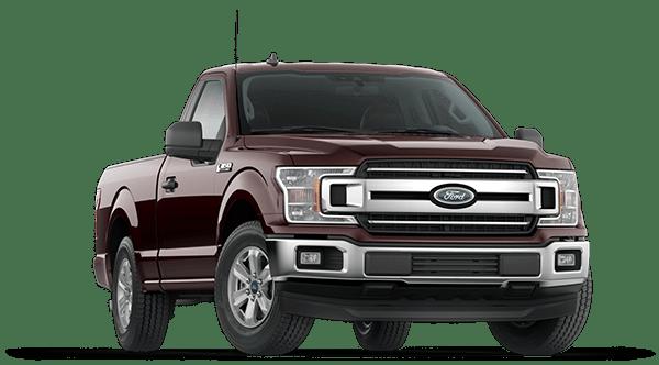 2020 Ford F 150 XLT Trim