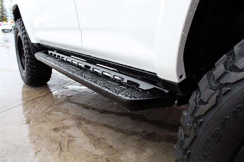 Toyota Trail Running Boards