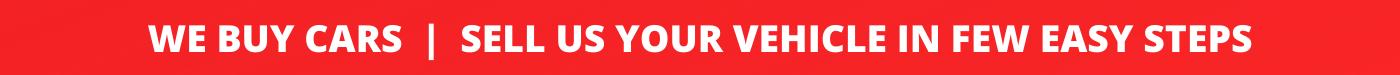 WeBuyCars - Banner