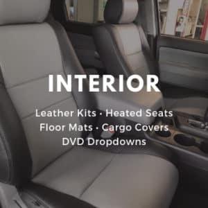 Interior Truck Accessories