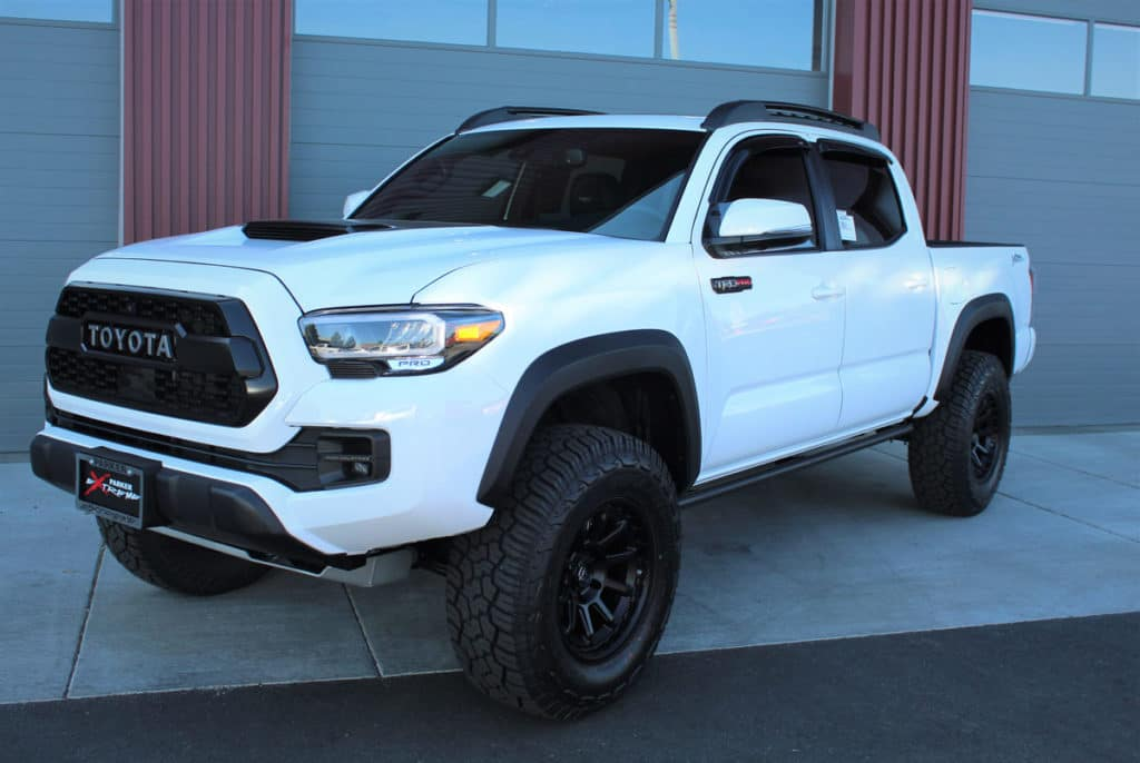 Custom Truck Suv And Sedan Builds By Parker Extreme In Coeur D Alene