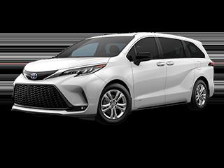 Toyota Sienna - 2021