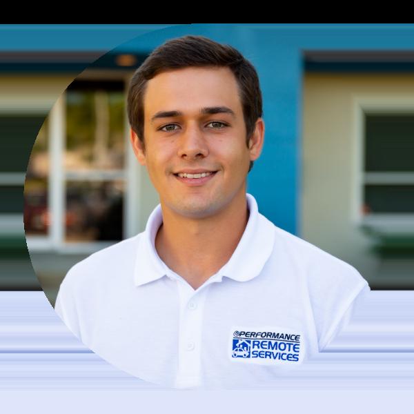 Meet Our Driver - Josh Baker