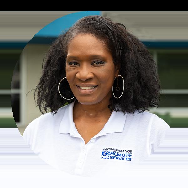 Meet Our Driver - Sherry Scott