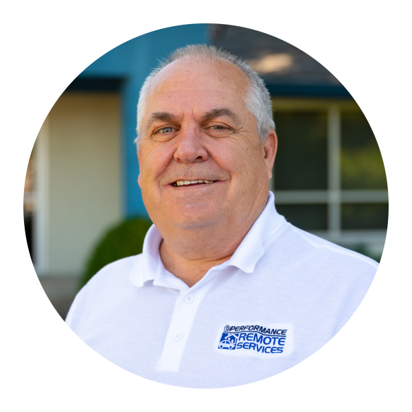 Meet Our Driver - Tim Scharrer