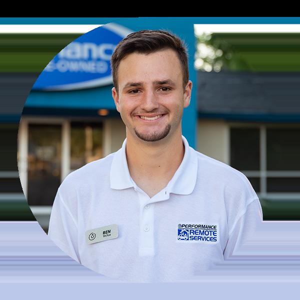 Meet Our Driver - Ben McRae