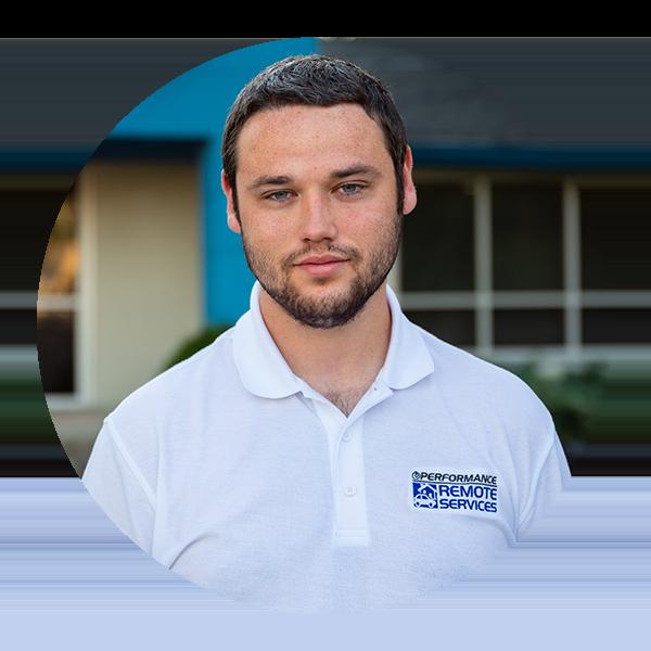 Meet Our Driver - Brett Mahoney