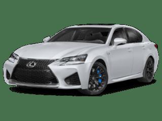 2019 Lexus GS F angled
