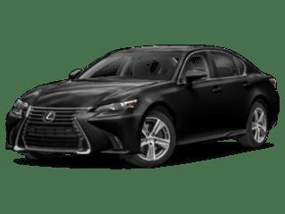 2019 Lexus GS angled