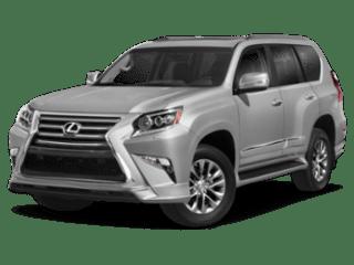 2019 Lexus GX angled