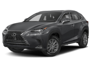 2019 Lexus NX angled