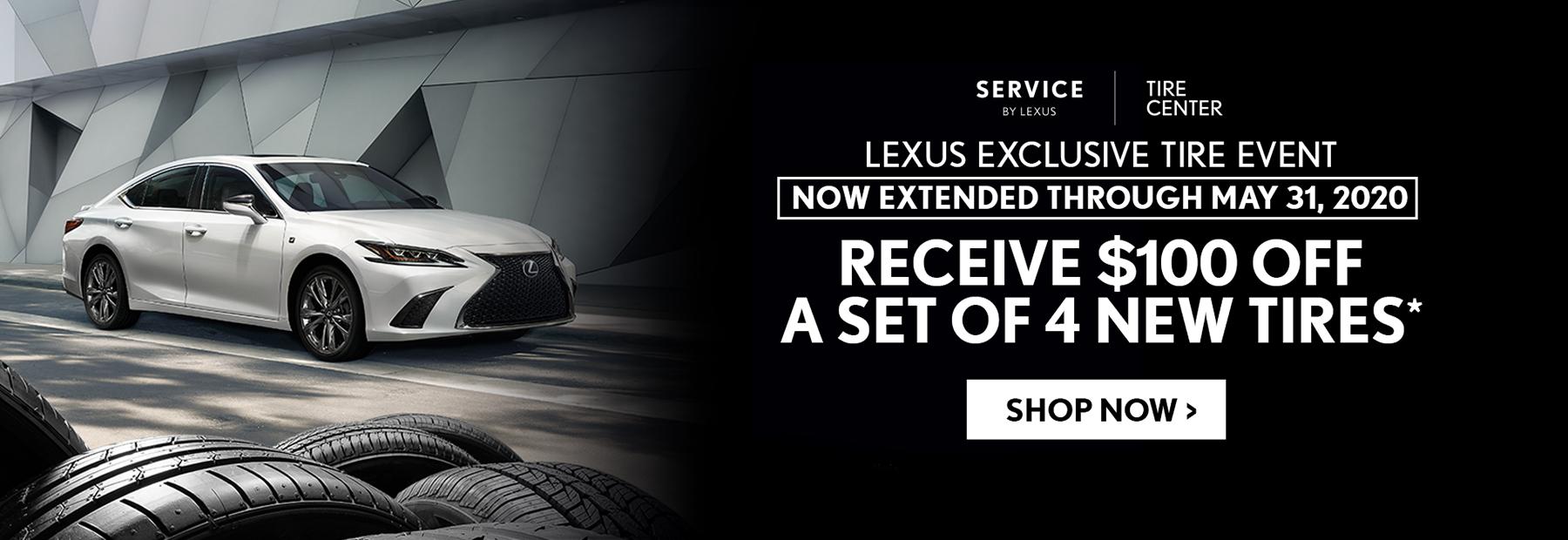 performance-lexus-rivercenter-tire-event-save-100-dollars