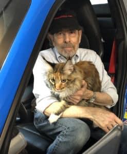 Dr. Bernbaum & Cat