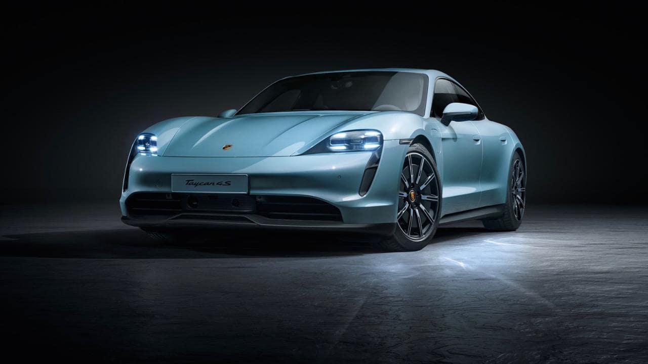 Porsche Extends Electric Sports Car Model Range With The Taycan 4s Porsche Conshohocken