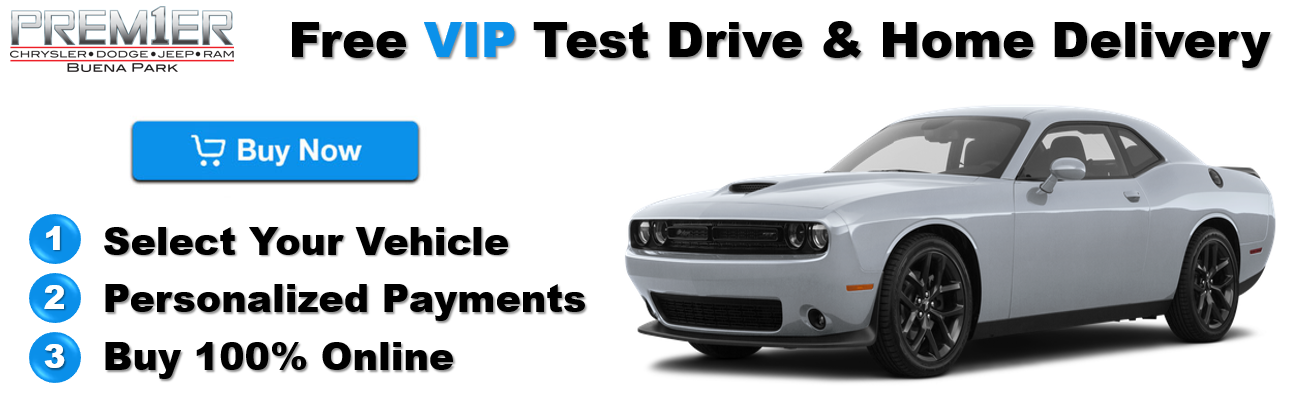 Free VIP Test Drive