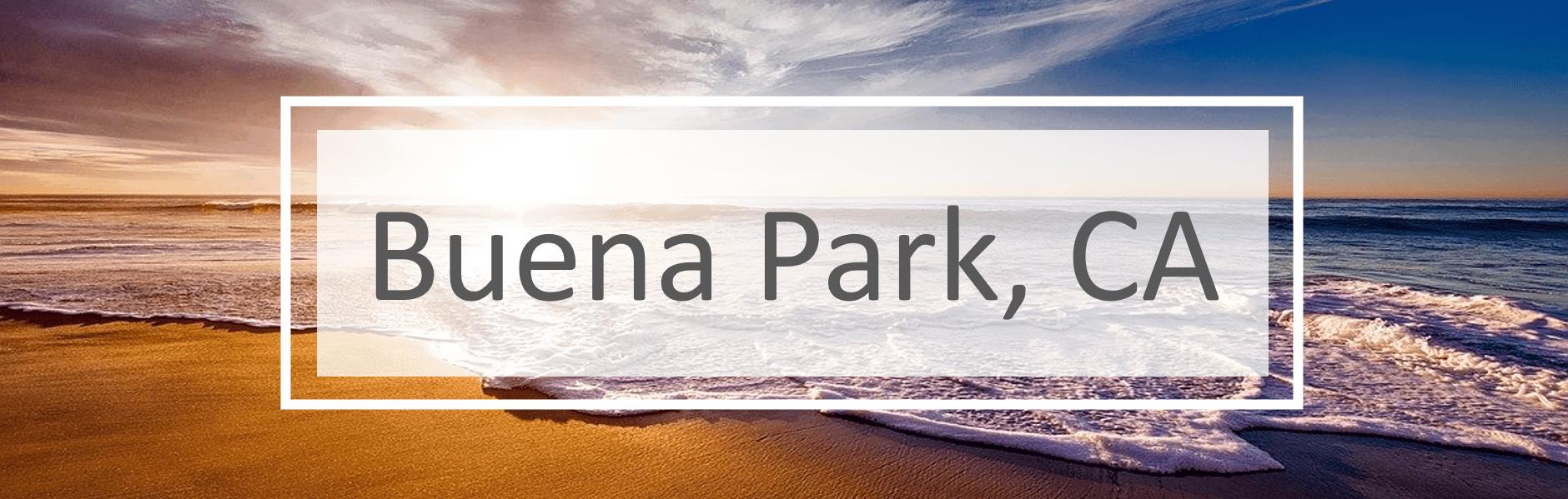 Buena Park sign