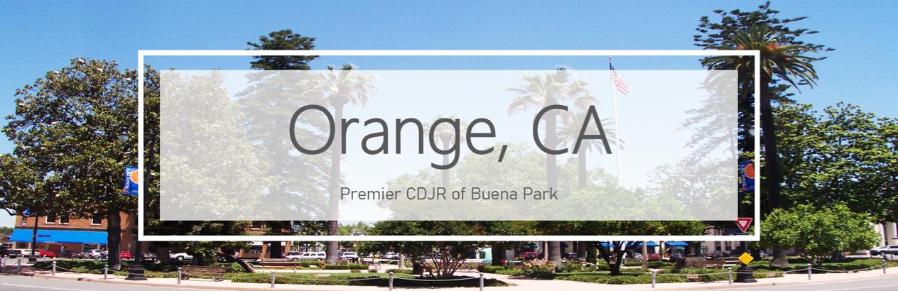 Premier CDJR Orange