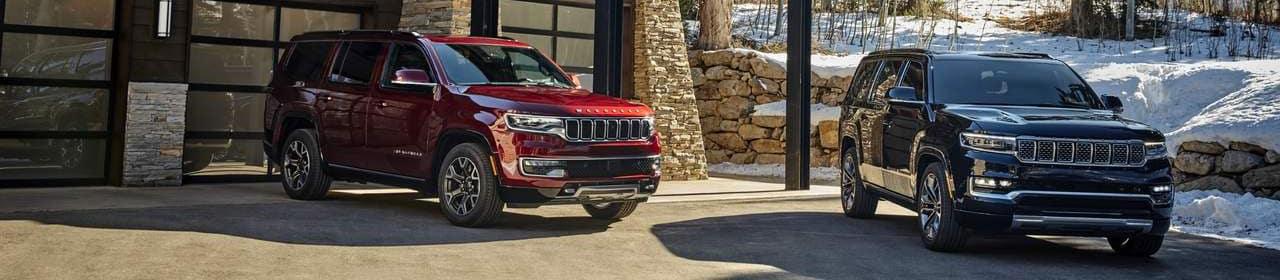 Jeep Wagoneer vs. Grand Wagoneer