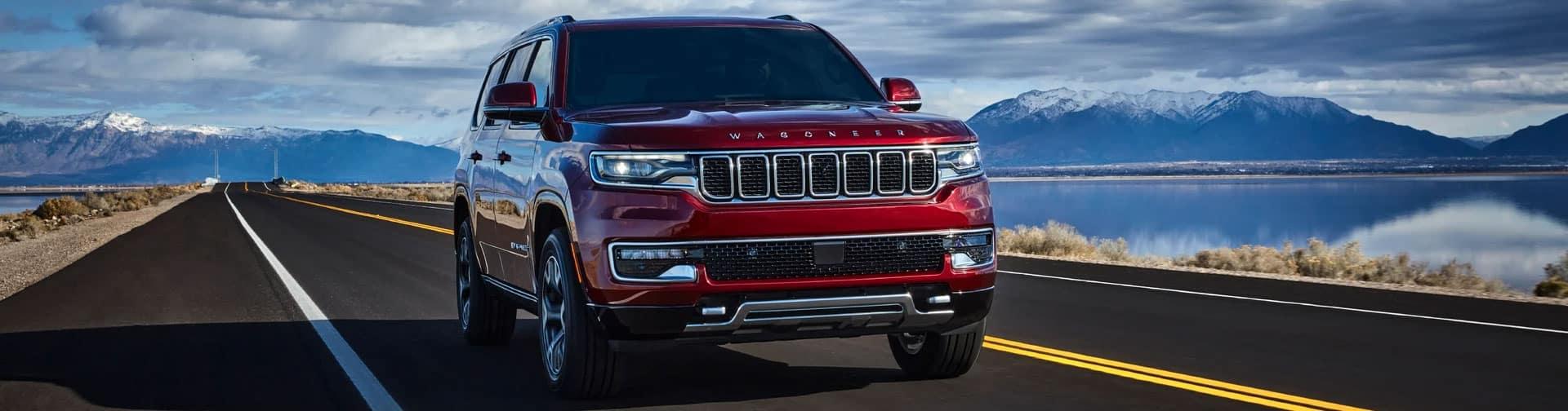 2022 Jeep Wagoneer in Buena Park
