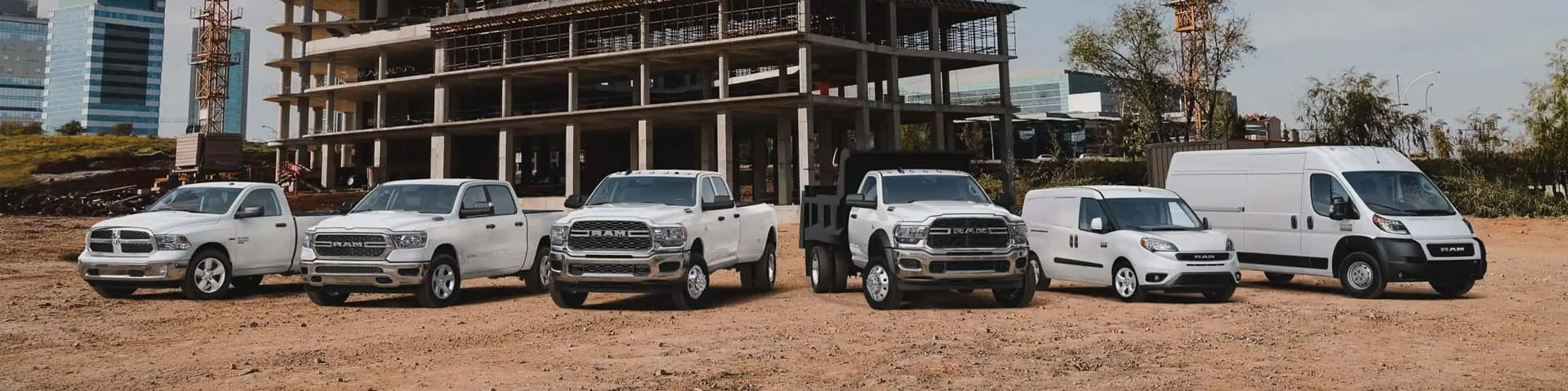 RAM Commercial Vehicles in New Orleans