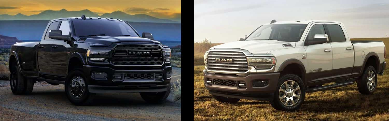 RAM 2500 vs RAM 3500