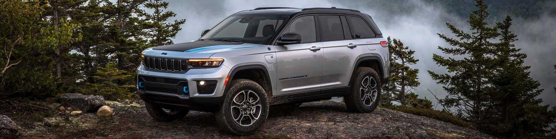 2022 Jeep Grand Cherokee in Buena Park, CA
