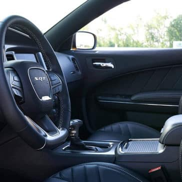 2020 Dodge Charger Cabin