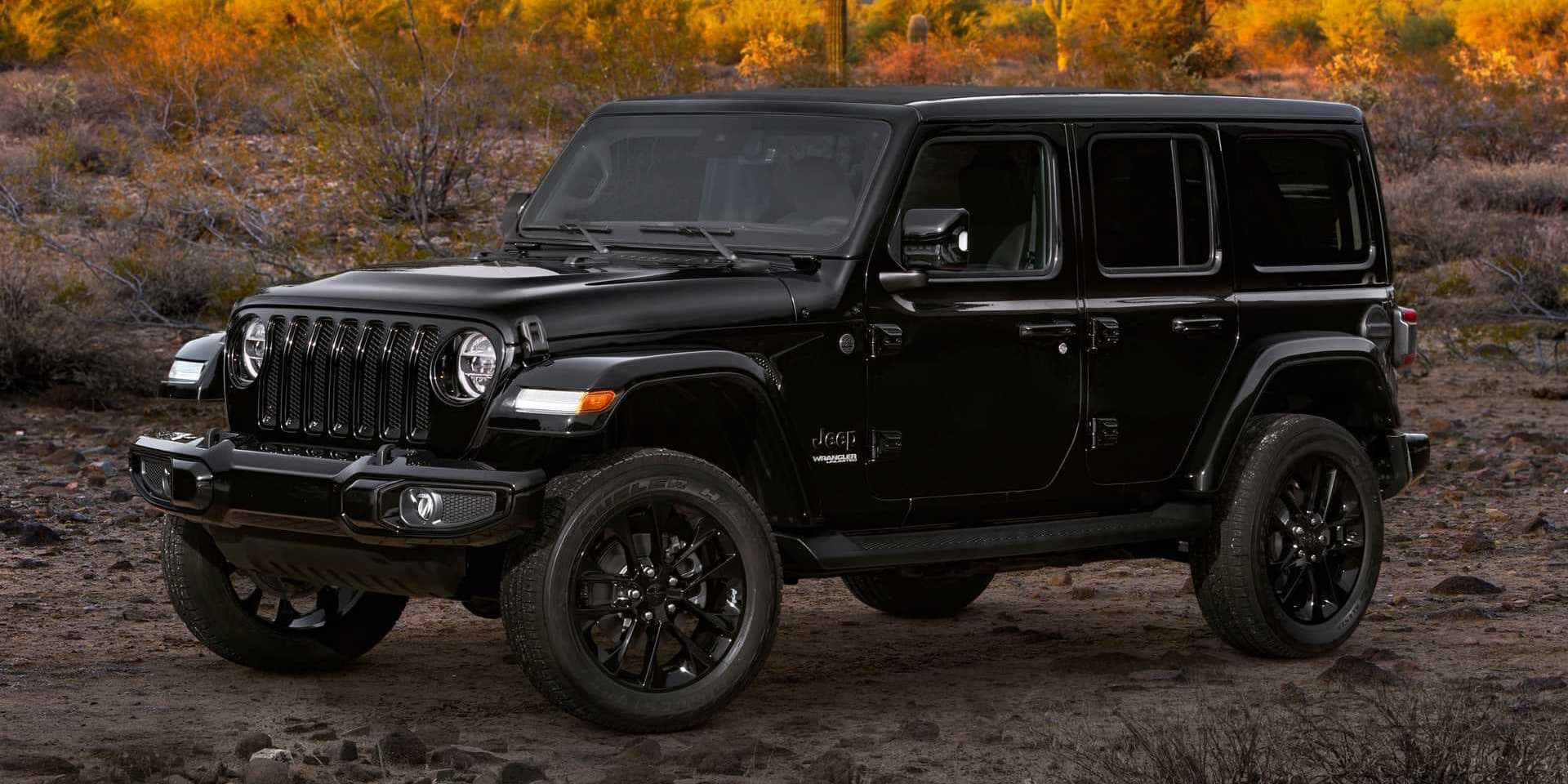 2021 Jeep Wrangler in New Orleans
