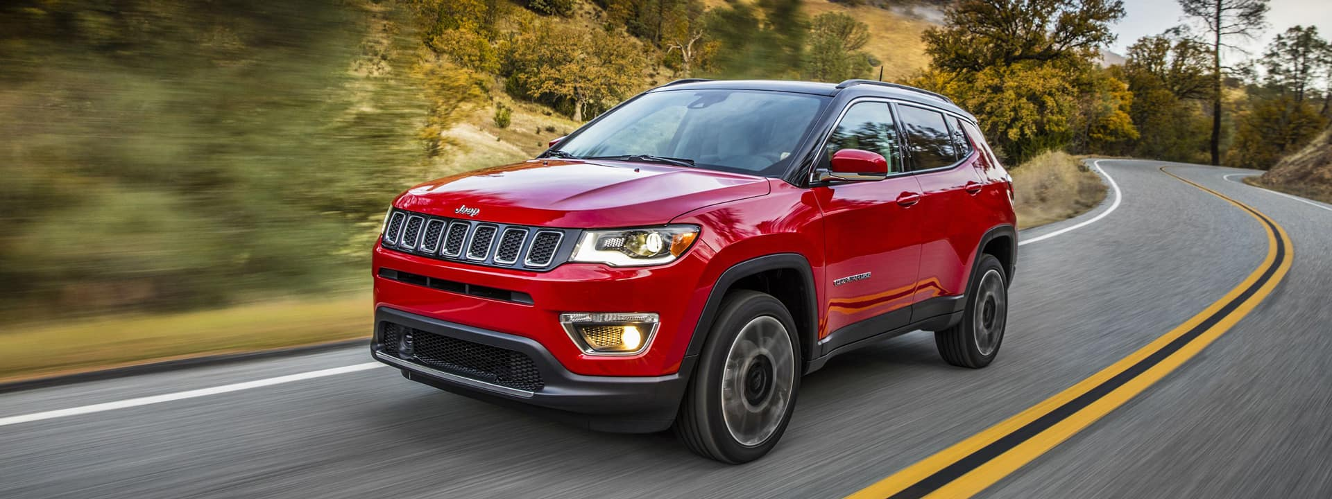 2021 Jeep Compass in New Orleans