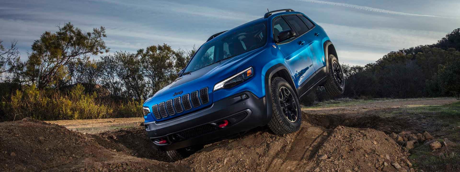 2021 Jeep® Cherokee Trailhawk