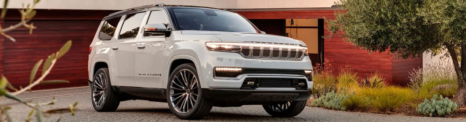 2022 Jeep Grand Wagoneer in New Orleans