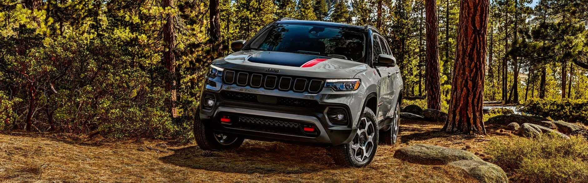 2022 Jeep Compass in New Orleans