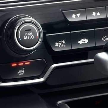 2019 CR-V Climate Controls