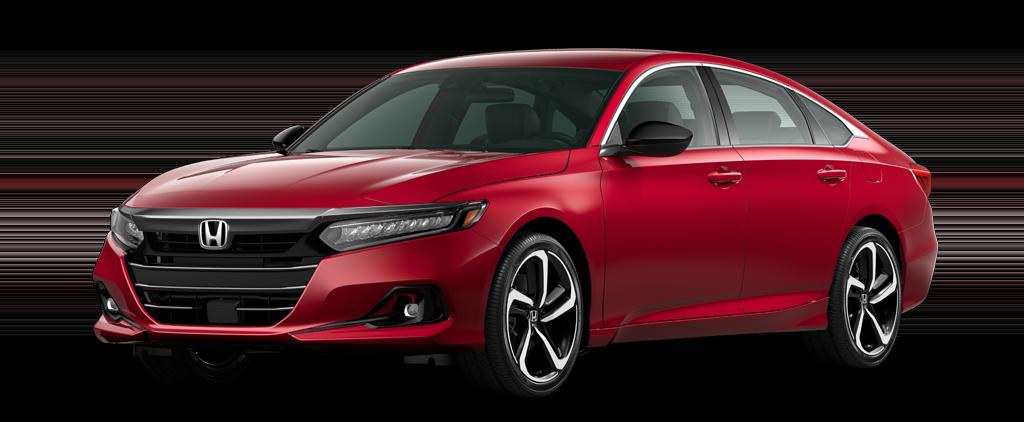 2021 Honda Accord Sport Radiant Red Metallic