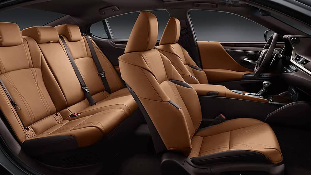 2019-Lexus-ES-seating