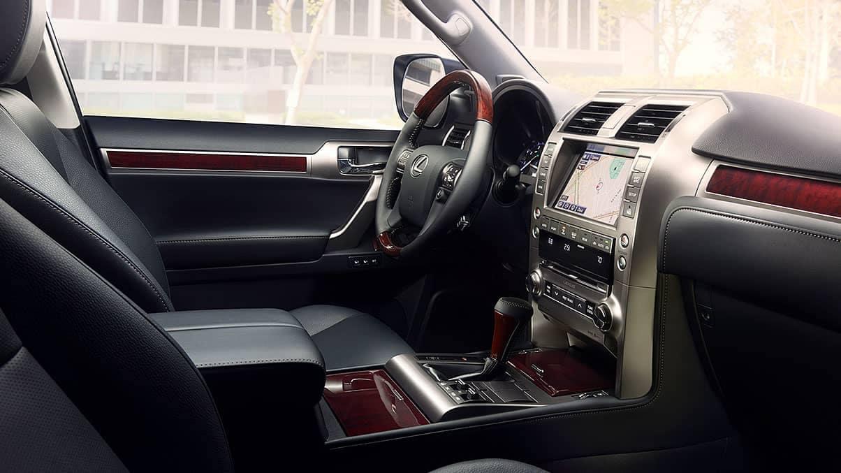 2019 Lexus GX Cabin