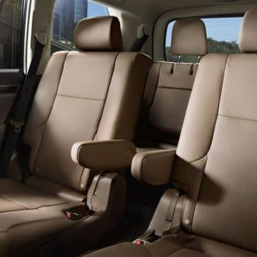 2019 Lexus GX Seating