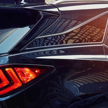 2019 Lexus RX Taillight
