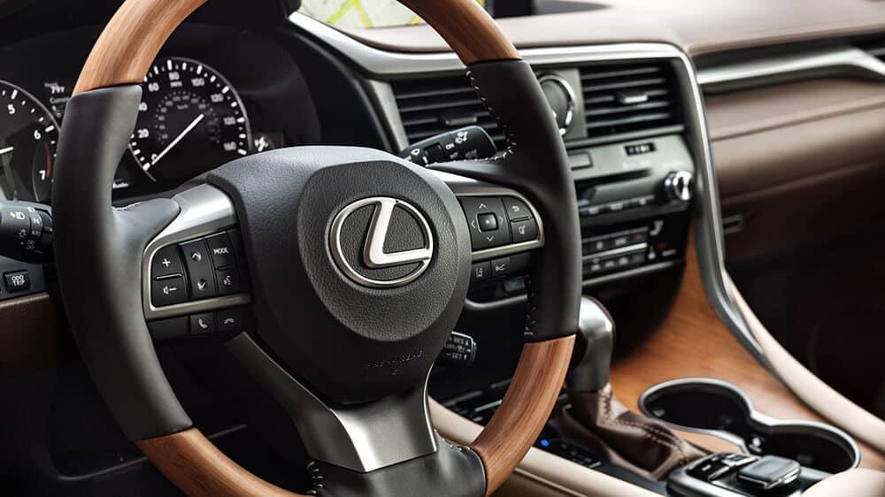 2019 Lexus RX Steering Wheel