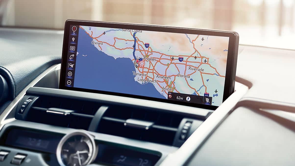 2020 Lexus NX Navigation