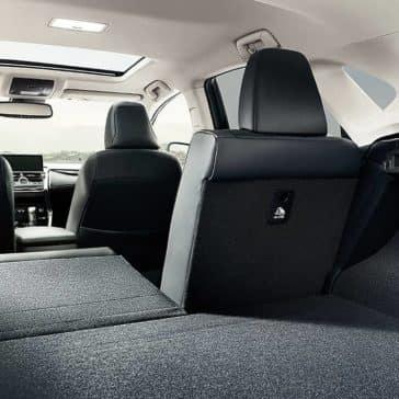 2020 Lexus NX Space