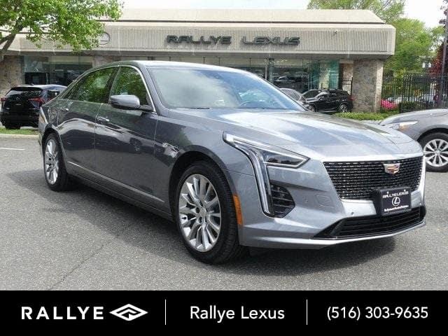 Used 2019 Cadillac CT6 Luxury AWD