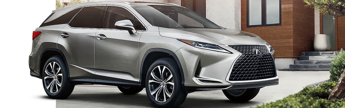 Beige Metallic 2020 Lexus Rx 350 Exterior Colors