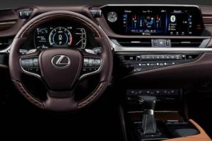 2021-Lexus-ES-350-Interior