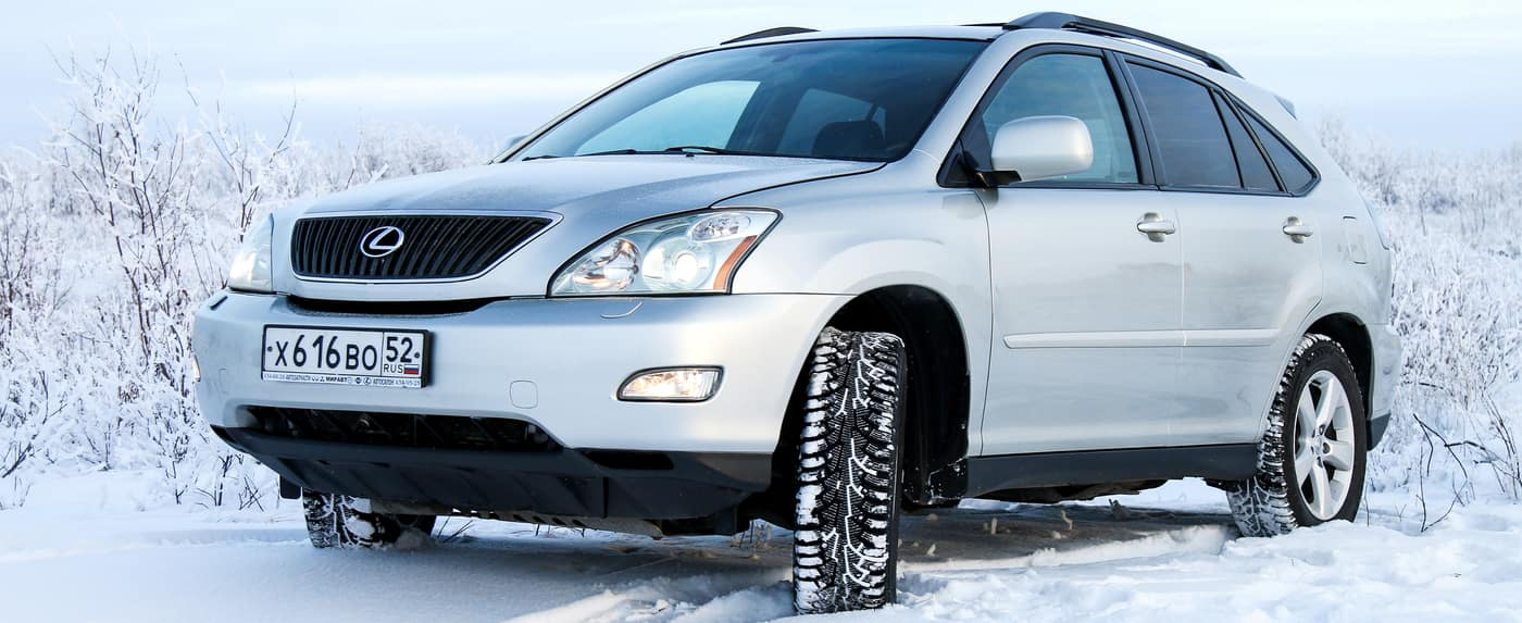 Which Lexus Models Have AWD?
