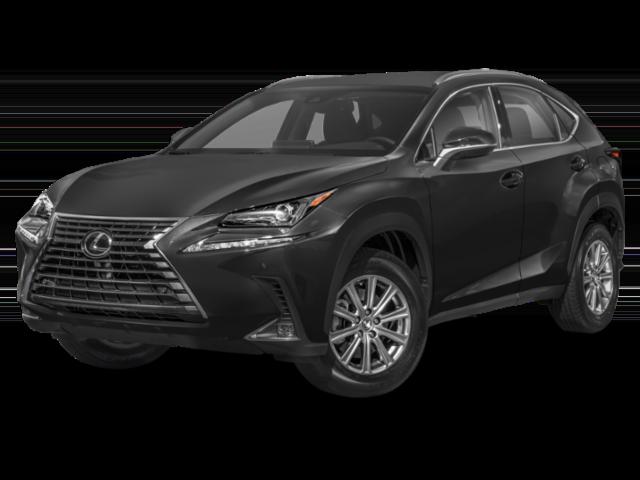 Dark gray 2020 Lexus NX