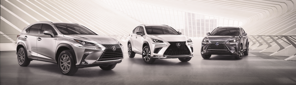 Lexus NX 300 Trim Levels