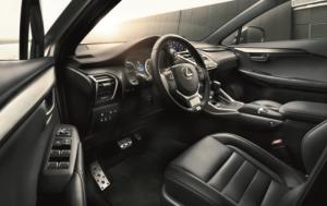 Lexus NX Trim Levels in Larchmont, New York