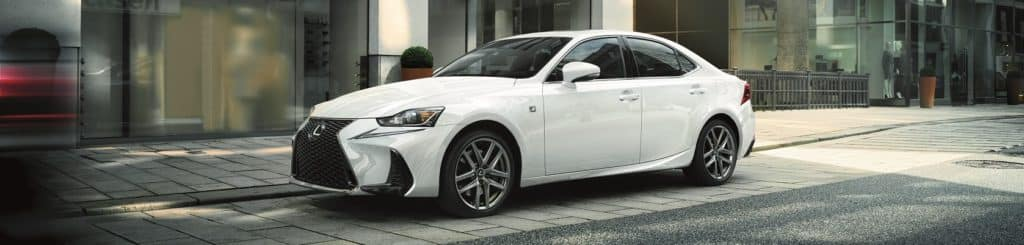 Lexus IS Trim Levels | Larchmont, NY