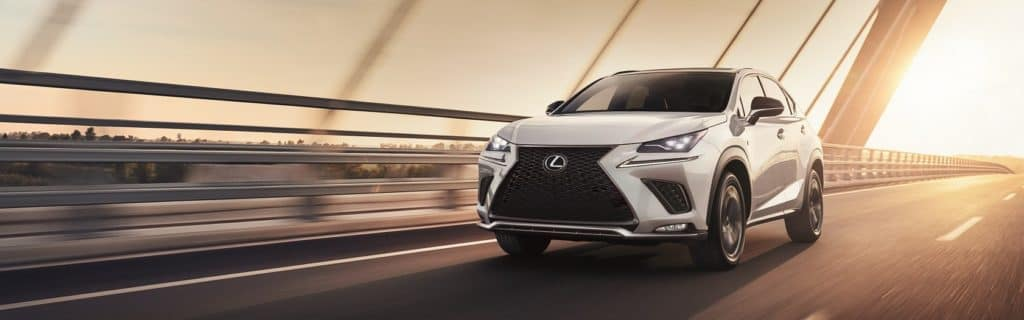 Lexus NX Trim Levels | Larchmont, NY